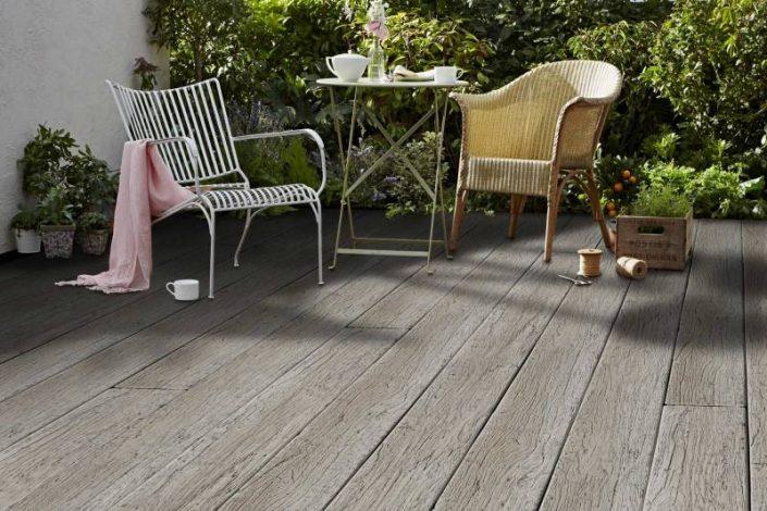 Millboard decking carrick landscapes for 1332 park terrace