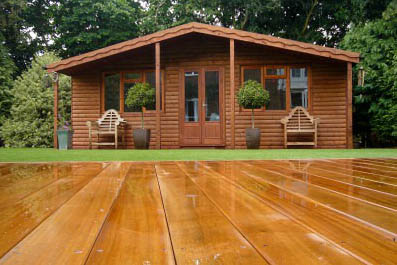 Chislehurst decking