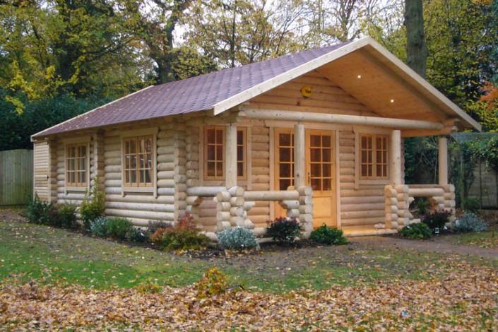 Log Cabins Carrick Landscapes