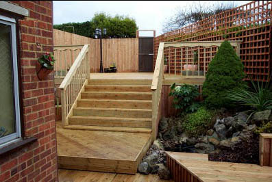 Dartford decking