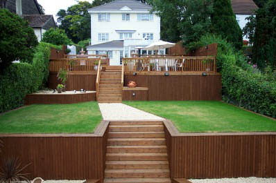 Orpington decking